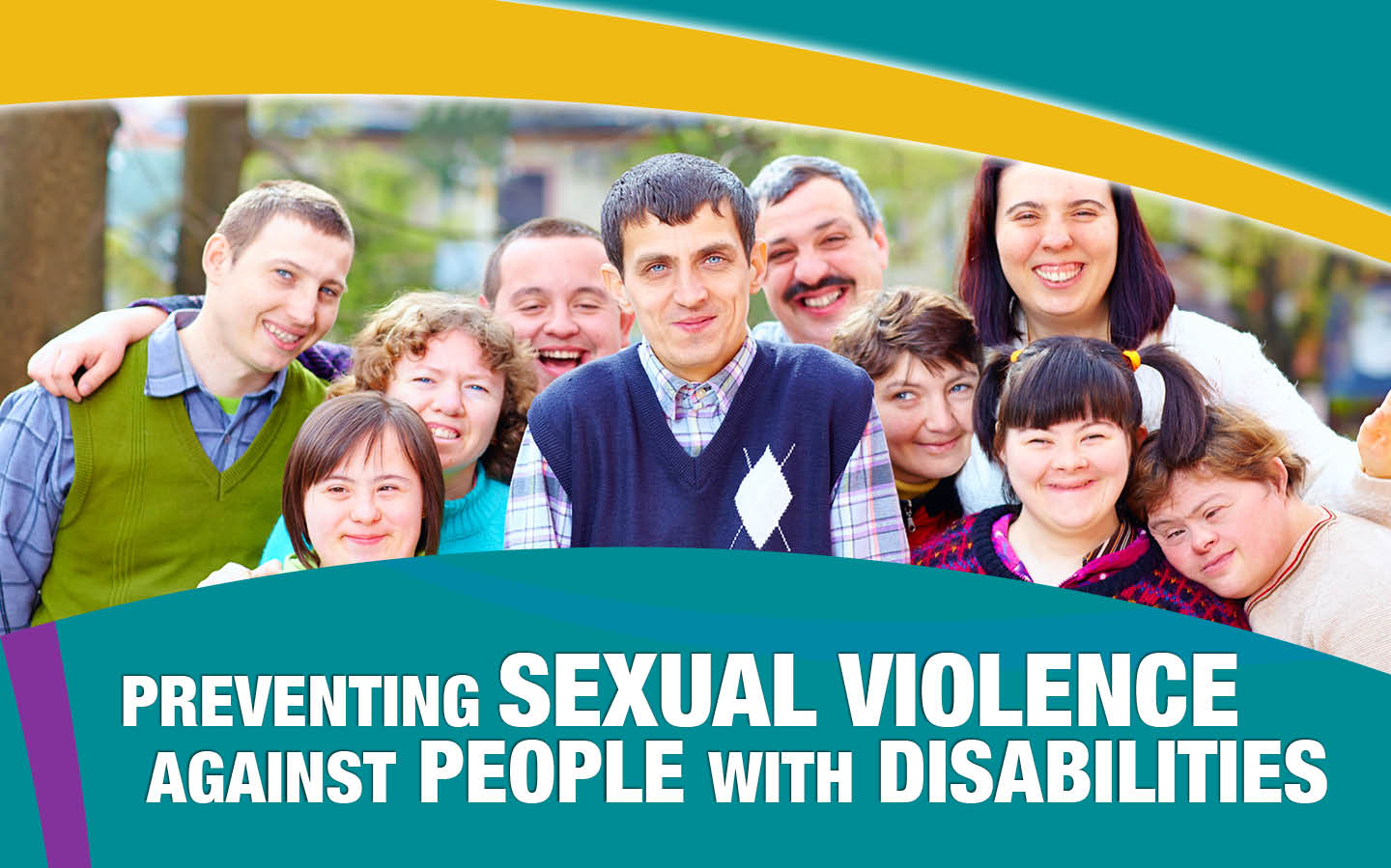 Preventing Sexual Violence against People with Disabilities
